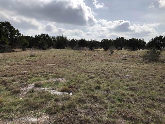 LOT 22044 Long Shot, Horseshoe Bay, TX 78657 (#7767921) :: Ben Kinney Real Estate Team