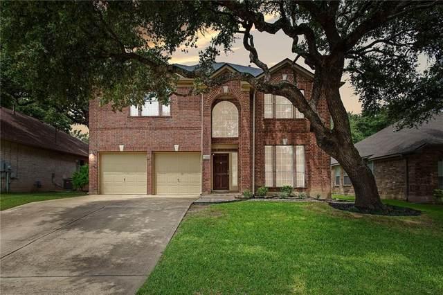 1816 Paradise Ridge Dr, Round Rock, TX 78665 (#7768337) :: Papasan Real Estate Team @ Keller Williams Realty
