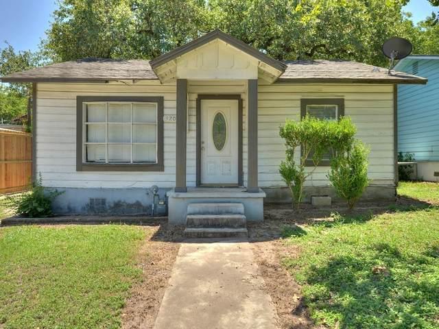 3203 E 16th St, Austin, TX 78721 (#7768698) :: The Summers Group