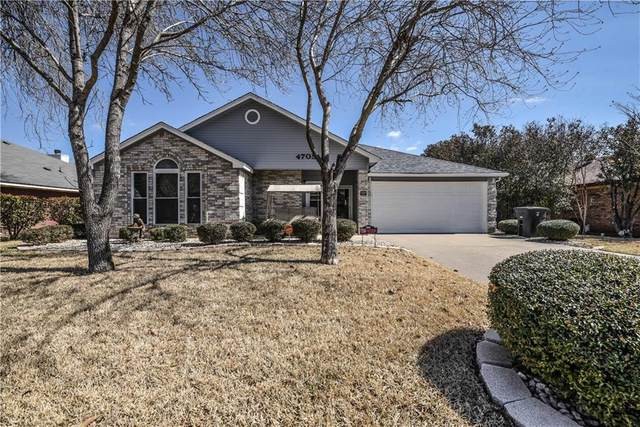 4705 Colby Dr, Killeen, TX 76542 (MLS #7772460) :: The Barrientos Group
