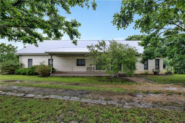 677 Lemens Ave, Hutto, TX 78634 (#7774365) :: The Summers Group