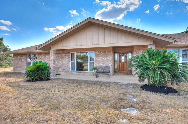 16201 State Highway 195, Florence, TX 76527 (#7775118) :: The Heyl Group at Keller Williams