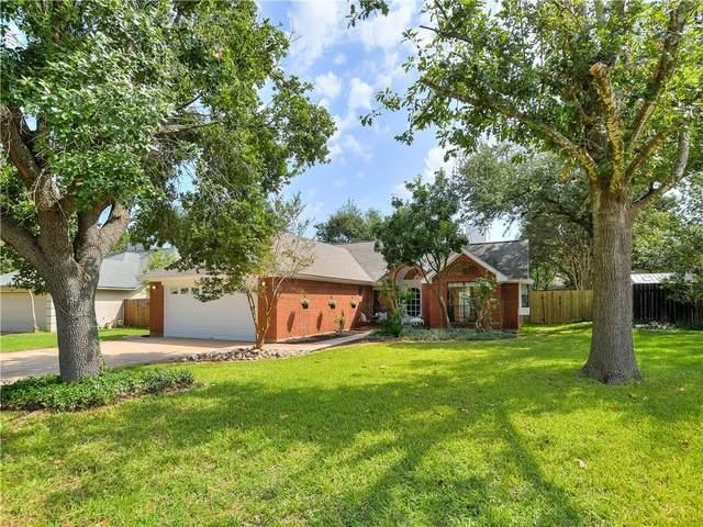308 Oakcrest Dr, Cedar Park, TX 78613 (#7778310) :: Front Real Estate Co.