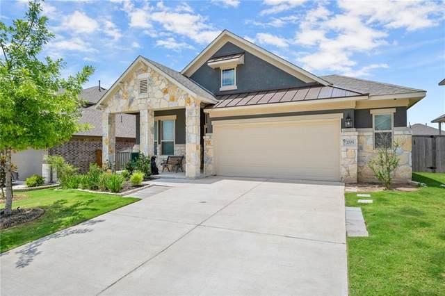 2705 Rabbit Creek Dr, Georgetown, TX 78626 (#7780443) :: Papasan Real Estate Team @ Keller Williams Realty