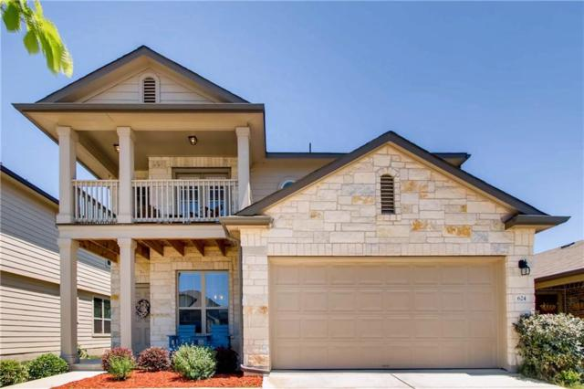 624 Pinnacle Dr, Georgetown, TX 78626 (#7783447) :: Watters International
