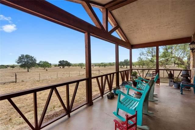 105 Segura Ln E, Llano, TX 78643 (MLS #7783640) :: Brautigan Realty