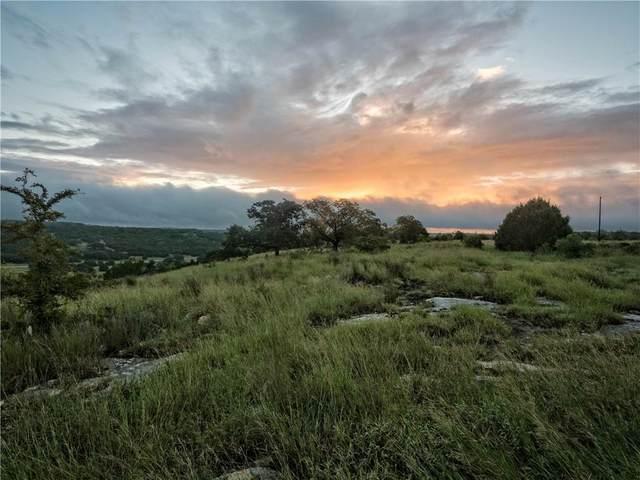 Lot 79 Three Creeks Dr, Bertram, TX 78605 (#7783665) :: Papasan Real Estate Team @ Keller Williams Realty