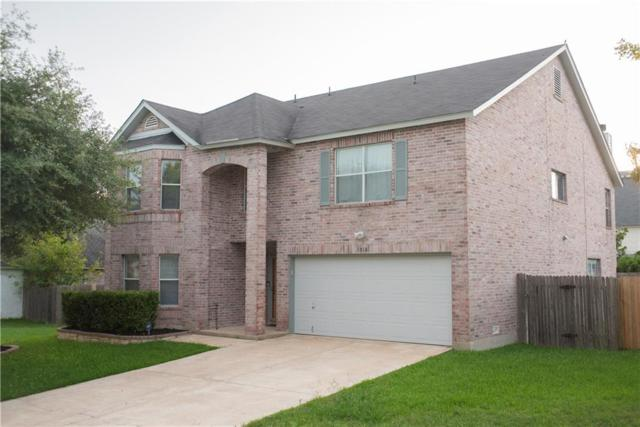 1010 Skylark Hill Ln, Pflugerville, TX 78660 (#7784420) :: The Smith Team