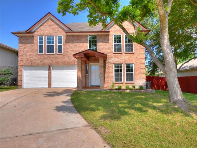 708 Wagon Wheel Trl, Pflugerville, TX 78660 (#7785149) :: Ben Kinney Real Estate Team