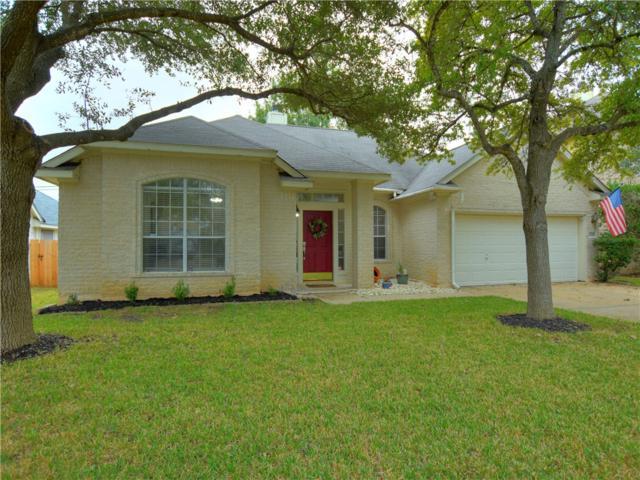 8229 Broken Branch Dr, Round Rock, TX 78681 (#7786144) :: Papasan Real Estate Team @ Keller Williams Realty