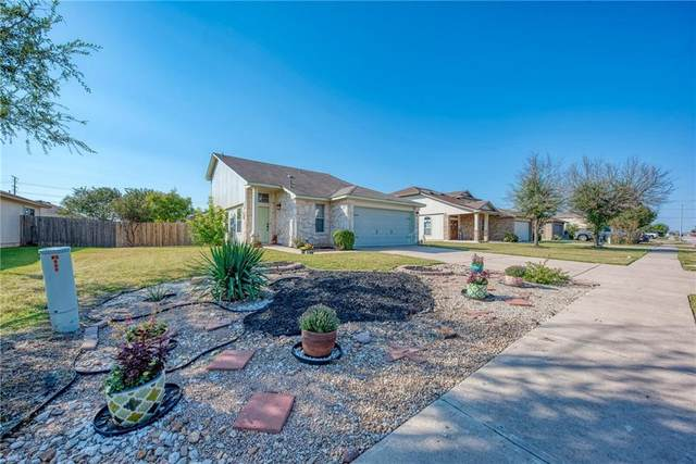 127 Anderson St, Hutto, TX 78634 (#7786348) :: Front Real Estate Co.