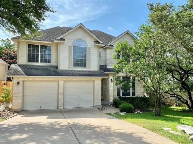 6829 La Concha Pass, Austin, TX 78749 (#7790502) :: Papasan Real Estate Team @ Keller Williams Realty