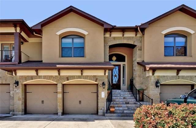404 San Remo Blvd 1B, Lakeway, TX 78734 (#7790791) :: Ben Kinney Real Estate Team