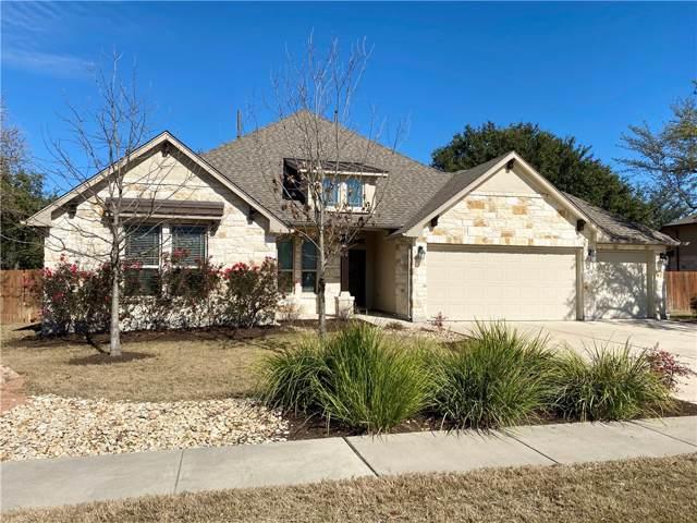 404 Arrezo Ln, Georgetown, TX 78628 (#7791991) :: Papasan Real Estate Team @ Keller Williams Realty