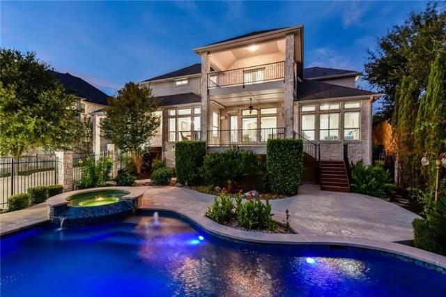 9800 Tree Bend Cv, Austin, TX 78750 (#7792187) :: Papasan Real Estate Team @ Keller Williams Realty