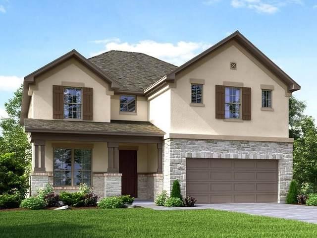 201 Birkshire Dr, Georgetown, TX 78626 (#7793893) :: Ben Kinney Real Estate Team