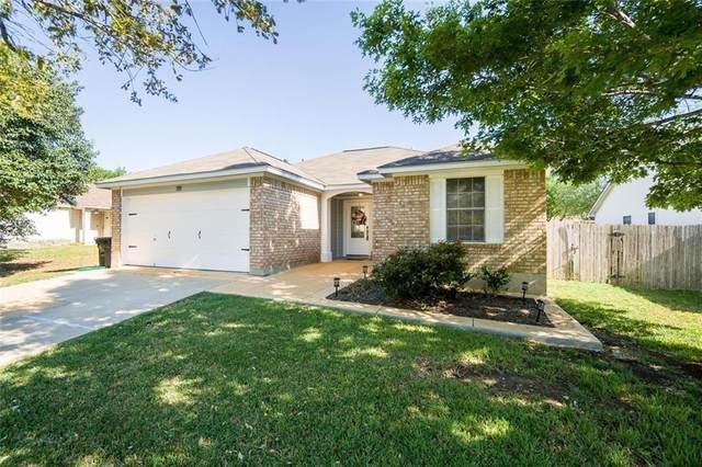 119 Meadowside Dr, Hutto, TX 78634 (#7794393) :: Papasan Real Estate Team @ Keller Williams Realty