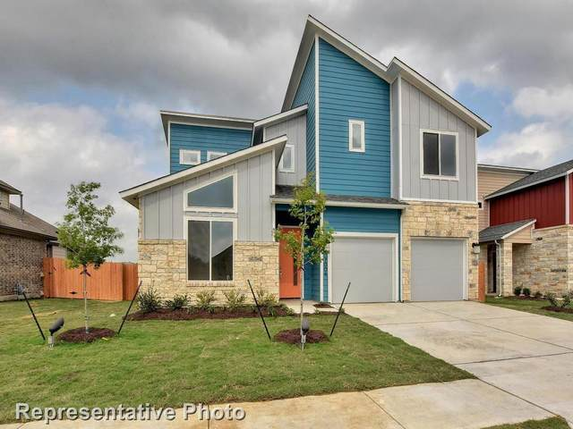 10905 Charger Way, Manor, TX 78653 (#7797028) :: First Texas Brokerage Company