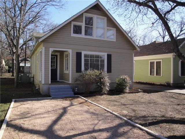 4011 Avenue F, Austin, TX 78751 (#7798747) :: Papasan Real Estate Team @ Keller Williams Realty