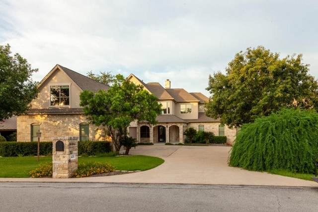 421 Dasher Dr, Lakeway, TX 78734 (#7799718) :: The Perry Henderson Group at Berkshire Hathaway Texas Realty