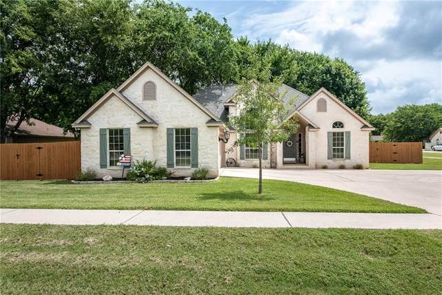 125 Bumblebee, Martindale, TX 78655 (#7800148) :: The Heyl Group at Keller Williams