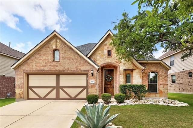 123 Bluehaw Dr, Georgetown, TX 78628 (#7804460) :: Papasan Real Estate Team @ Keller Williams Realty