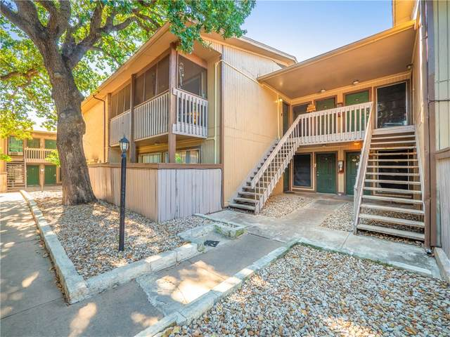 2124 Burton Dr #260, Austin, TX 78741 (#7806254) :: The Perry Henderson Group at Berkshire Hathaway Texas Realty