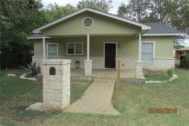 401 Boyles St, Belton, TX 76513 (#7809480) :: All City Real Estate