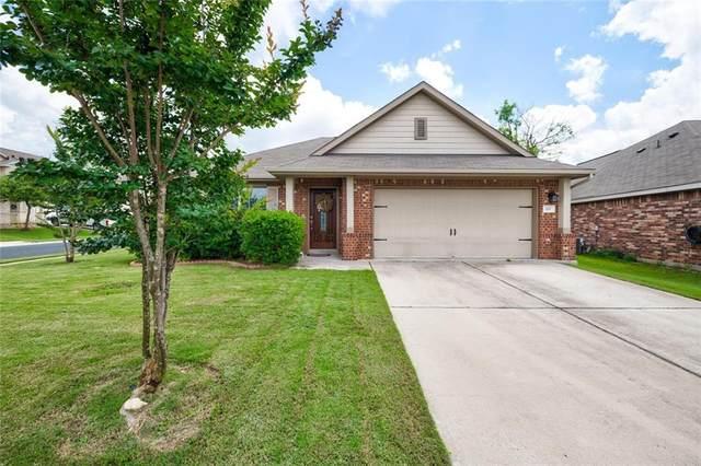 101 Granite Path, Liberty Hill, TX 78642 (#7809669) :: Ben Kinney Real Estate Team