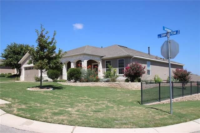 711 Shumard Peak Rd, Georgetown, TX 78633 (#7810071) :: Watters International