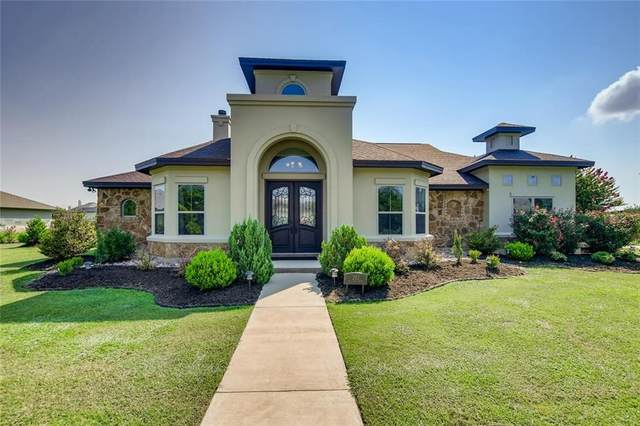 202 Rio Ancho Blvd, Liberty Hill, TX 78642 (#7813390) :: Azuri Group | All City Real Estate