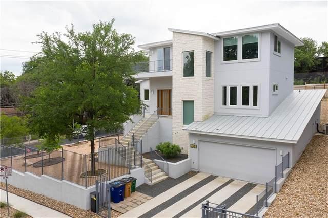 901 Post Oak St, Austin, TX 78704 (#7815992) :: Papasan Real Estate Team @ Keller Williams Realty