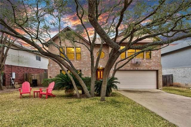 1115 Welch Way, Cedar Park, TX 78613 (MLS #7816416) :: Vista Real Estate