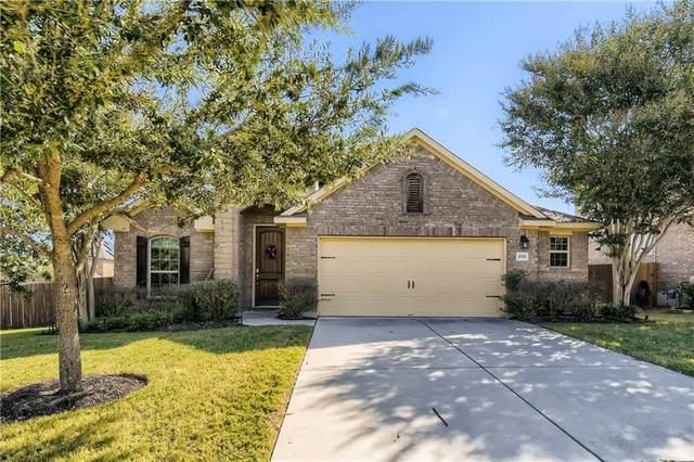 1001 David Duval Cv, Round Rock, TX 78664 (#7816855) :: Papasan Real Estate Team @ Keller Williams Realty