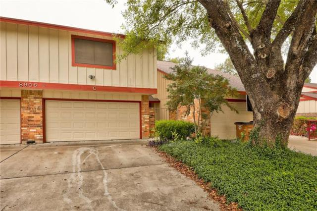 8906 Parkfield Dr C, Austin, TX 78758 (#7817720) :: Ben Kinney Real Estate Team