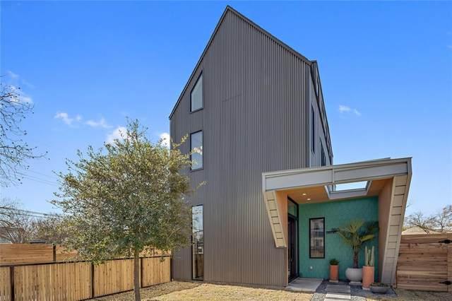 1100 Brass St #1, Austin, TX 78702 (MLS #7819797) :: Vista Real Estate
