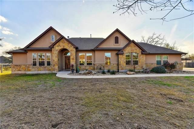 129 NW Gabriels Loop N, Georgetown, TX 78628 (#7821971) :: Papasan Real Estate Team @ Keller Williams Realty