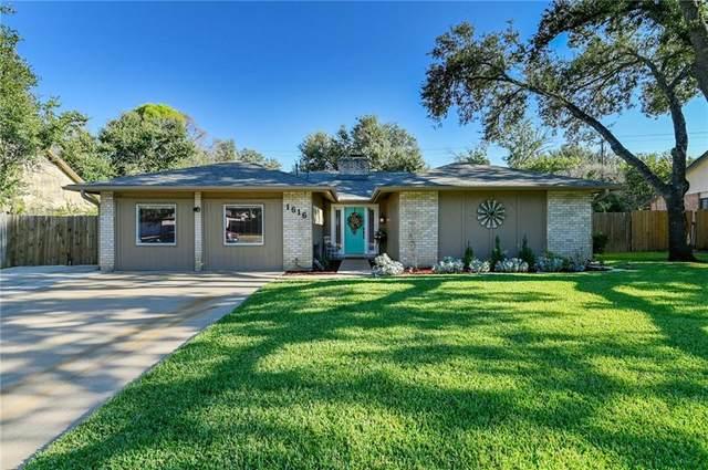 1616 Woodgreen Dr, Round Rock, TX 78681 (#7822600) :: Watters International