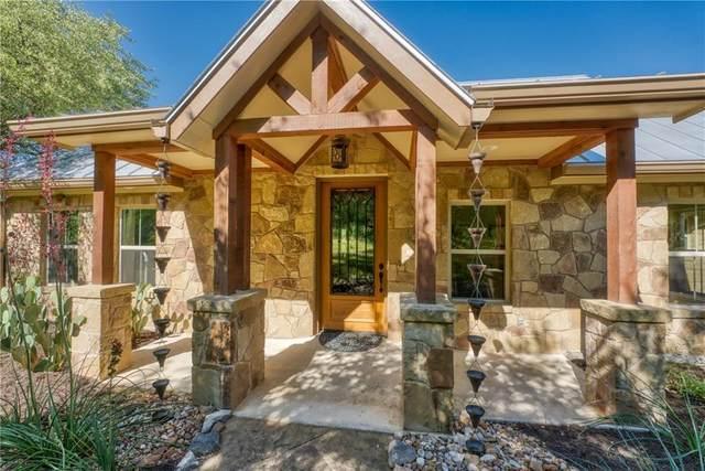 228 Stone Ridge Mountain Dr, Round Mountain, TX 78663 (#7824415) :: Ben Kinney Real Estate Team
