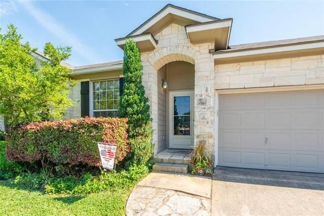 1207 Springbrook Rd, Pflugerville, TX 78660 (#7825643) :: RE/MAX Capital City