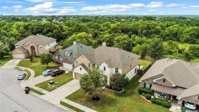 1112 Preserve Pl, Round Rock, TX 78665 (#7830560) :: Ben Kinney Real Estate Team