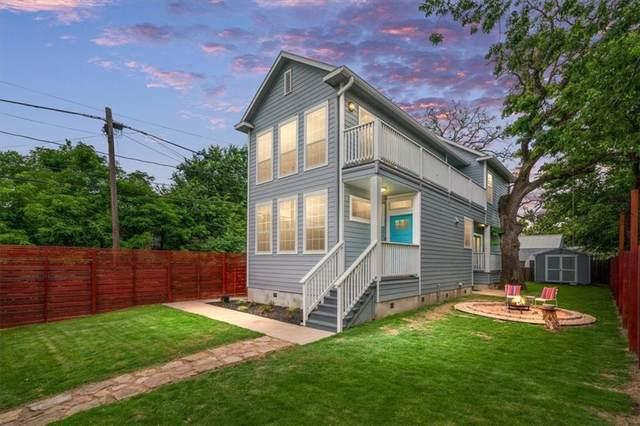 1406 Chicon St, Austin, TX 78702 (#7834542) :: Sunburst Realty