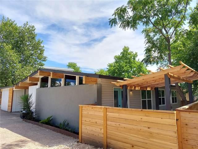 2201 E 51st St, Austin, TX 78723 (#7835850) :: Lauren McCoy with David Brodsky Properties