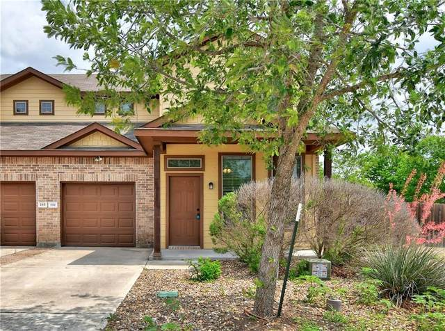 185 Creekside Villa Dr, Kyle, TX 78640 (#7837026) :: Tai Earthman | Keller Williams Realty