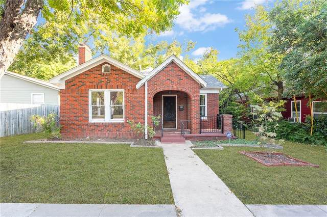 510 E 38th St, Austin, TX 78705 (#7837662) :: The Perry Henderson Group at Berkshire Hathaway Texas Realty