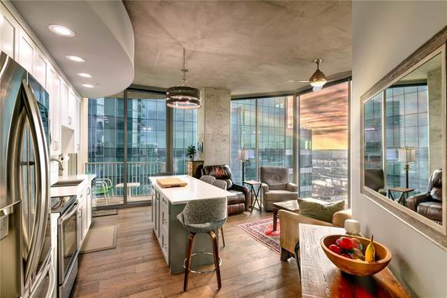 360 Nueces St #2202, Austin, TX 78701 (#7837968) :: Realty Executives - Town & Country