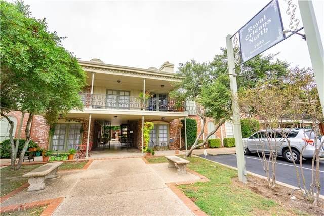 7920 Rockwood Ln #207, Austin, TX 78757 (#7838739) :: Ben Kinney Real Estate Team