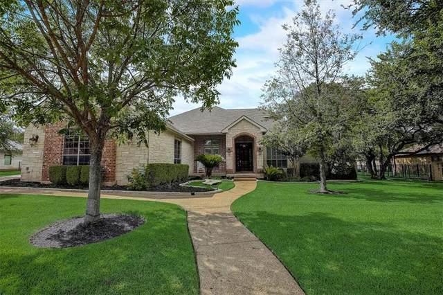 1202 Prosperity Hills Dr, Georgetown, TX 78628 (#7839299) :: Papasan Real Estate Team @ Keller Williams Realty