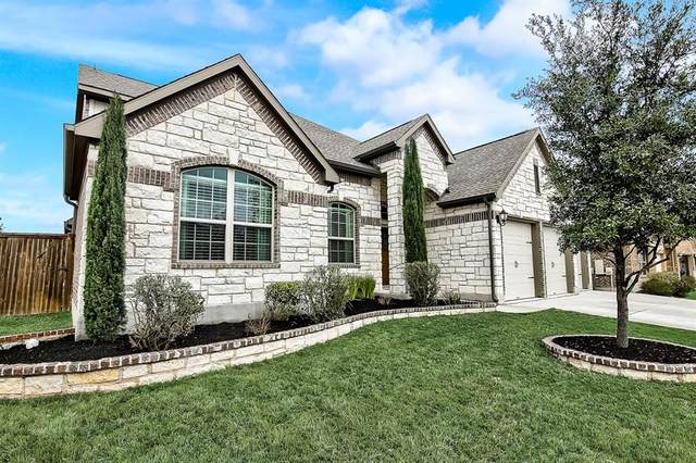 2719 Saint Paul Rivera Ln, Round Rock, TX 78665 (#7839726) :: Ben Kinney Real Estate Team
