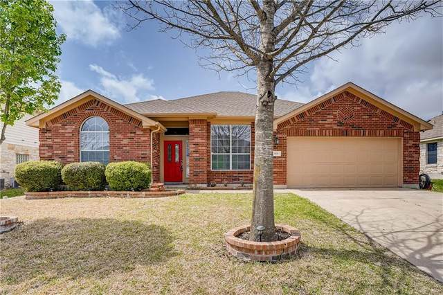 901 Rochester Castle Way, Pflugerville, TX 78660 (#7843037) :: The Summers Group